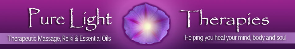 Pure Light Therapies-Therapeutic Massage, Reiki & Essential Oils